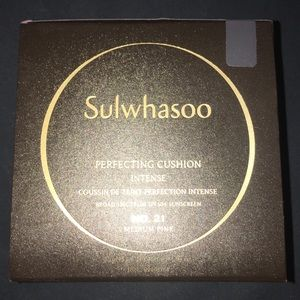 Sulwhasoo Perfecting Cushion Intense
